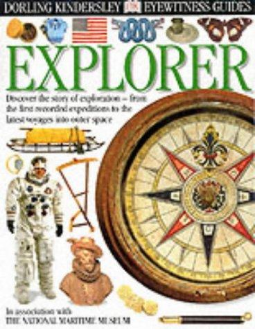 9780863186462: Explorer (Eyewitness Guides)