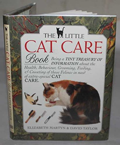 9780863186677: Cat Care (Little Cat Library)