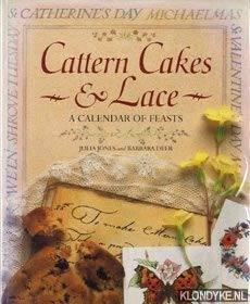 9780863186783: Cattern Cakes and Lace: A Calendar of Feasts