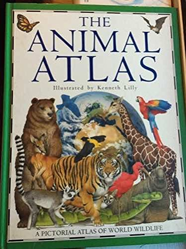 9780863187698: The Animal Atlas