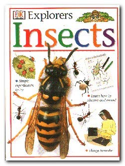 9780863188282: Insects (Eyewitness Explorers)