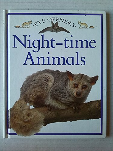 9780863188725: Night-time Animals (Eye Openers)