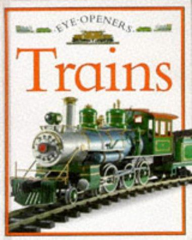 9780863188732: Trains (Eye Openers)