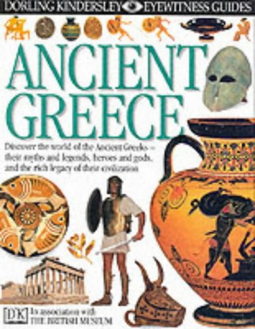 9780863189098: Ancient Greece (Eyewitness Guides)