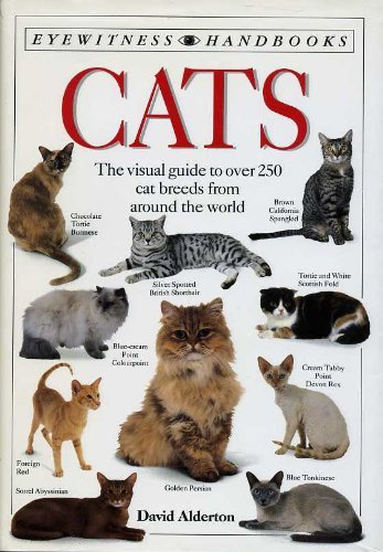 9780863189227: Cats (Eyewitness Handbooks)