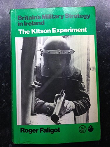 9780863220265: Britain's Military Strategy in Ireland : The Kitson Experiment