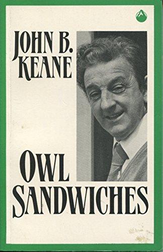 9780863220753: Owl Sandwiches