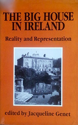 9780863221347: The Big House in Ireland: Reality and Representation