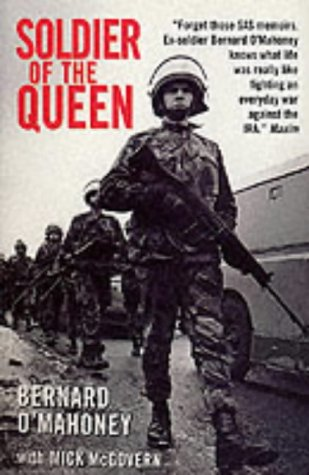 9780863222788: A Soldier of the Queen