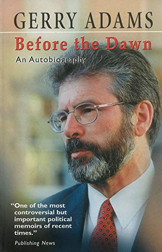 9780863222894: Before the Dawn: An Autobiography