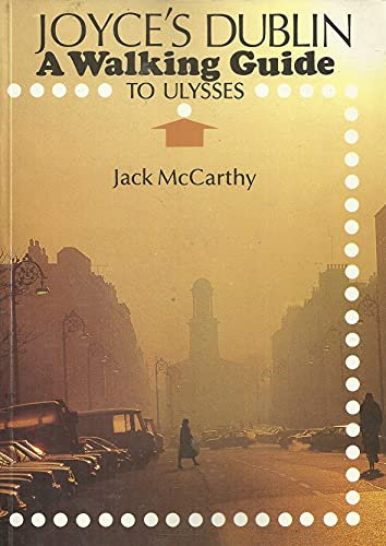 "9780863271151: Joyce's Dublin: Walking Guide to ""Ulysses"""