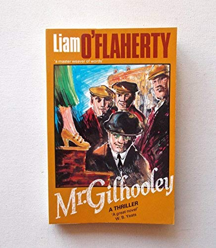 Mr. Gilhooley (0863272894) by Liam O'Flaherty