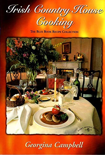 9780863275197: Irish Country House Cooking: The Blue Book Recipe Collection