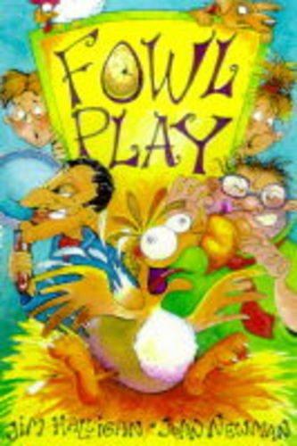FOWL PLAY: Newman, John, Halligan, Jim