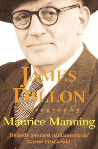 9780863278235: James Dillon A Biography