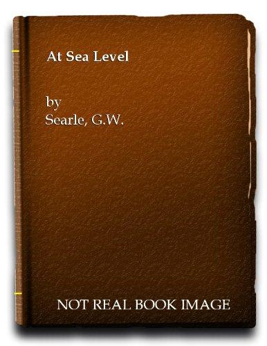 9780863328978: At Sea Level