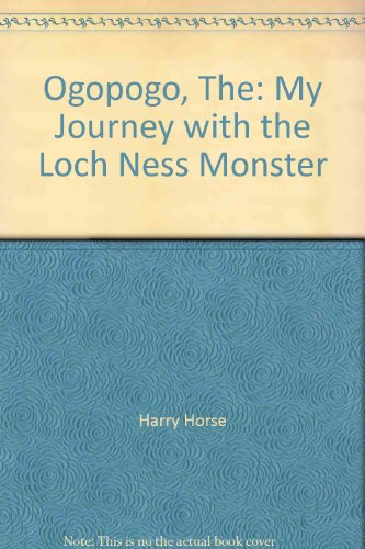 9780863340161: Ogopogo, The: My Journey with the Loch Ness Monster