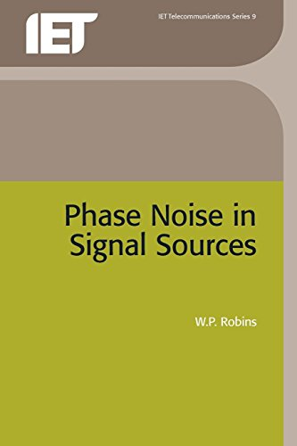 9780863410260: Phase Noise in Signal Sources: Theory and applications (Telecommunications)