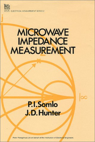 9780863410338: Microwave Impedance Measurement (Iee Electrical Measurement Series)