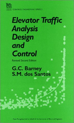 9780863410420: Elevator Traffic Analysis, Design and Control, 2nd Edition (Control Series)