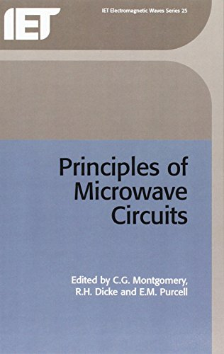 9780863411007: Principles of Microwave Circuits (Electromagnetics and Radar)
