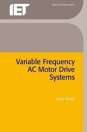 9780863411144: Variable Frequency AC Motor Drive Systems (Energy Engineering)