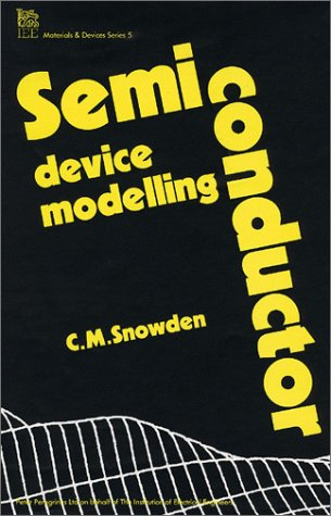 9780863411304: Semiconductor Device Modelling (Materials & Devices Series, 5)