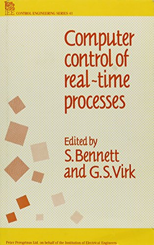 9780863412202: Computer Control of Real-Time Processes (Control, Robotics and Sensors)