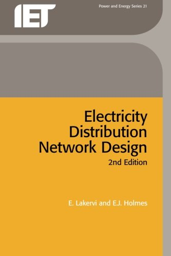 9780863413094: Electricity Distribution Network Design (Iet Power and Energy)