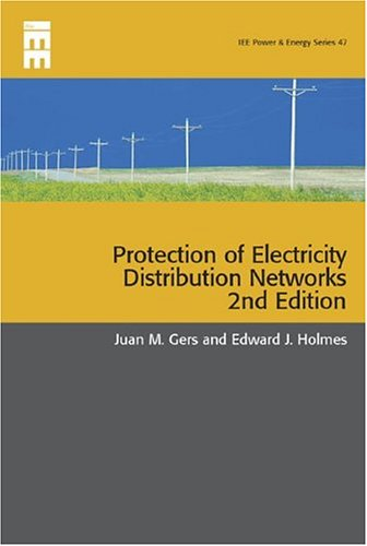 9780863413575: Protection of Electricity Distribution Networks, 2nd Edition (Power and Energy)