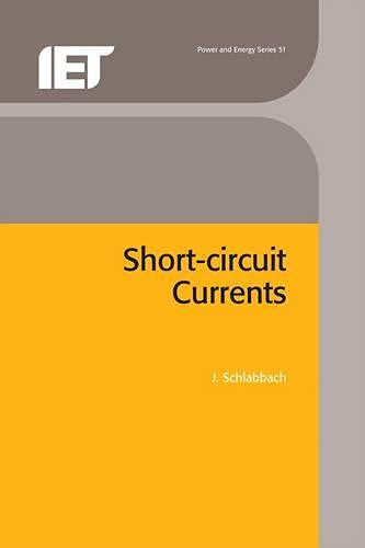 9780863415142: Short Circuit Currents (Power & Energy)