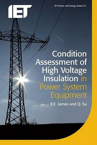 9780863417375: Condition Assessment of High Voltage Insulation in Power System Equipment (Energy Engineering)