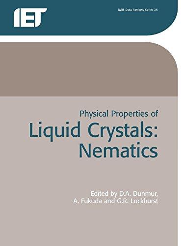 9780863417580: Physical Properties of Liquid Crystals: Nematics
