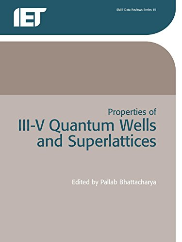9780863417788: Properties of Iii-v Quantum Wells and Superlattices