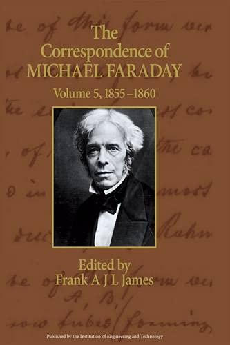 9780863418235: The Correspondence of Michael Faraday: 1855-1860 (History and Management of Technology)