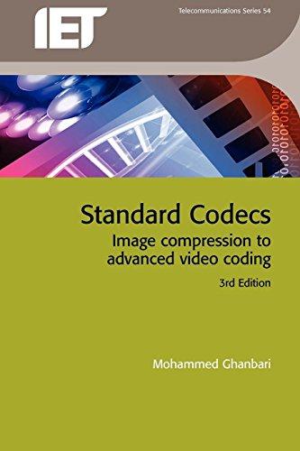 9780863419645: Standard Codecs (Iet Telecommunications Series), 3rd Edition