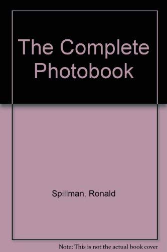 9780863430206: The Complete Photobook