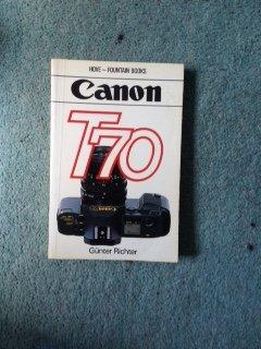9780863430596: Canon T70