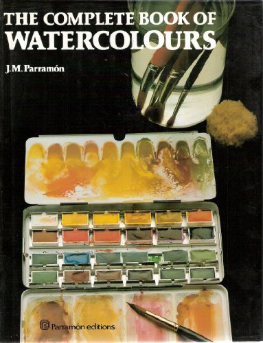 9780863430626: Complete Book of Watercolour