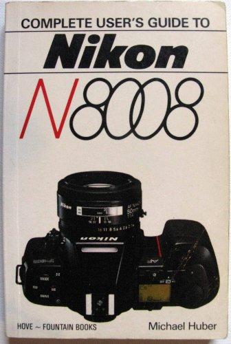 Nikon N8008: Huber, Michael