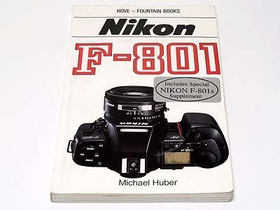 9780863431906: Nikon F801S/N8008s (Hove User's Guide)