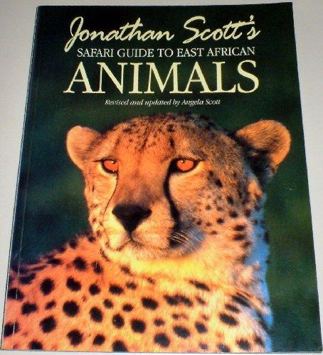 9780863433238: Jonathan Scott's Safari Guide to East African Animals