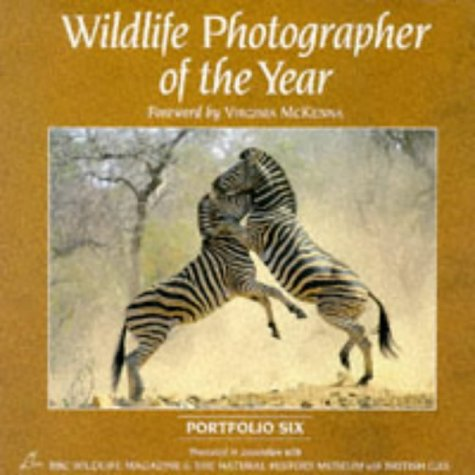 9780863433276: Wildlife Photographer of the Year: Portfolio Six