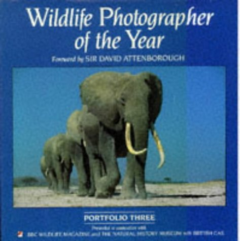 9780863433511: Wildlife Photographer of the Year: Portfolio Three