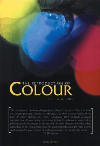 9780863433689: The Reproduction of Colour