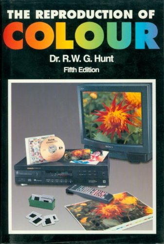 9780863433818: The Reproduction of Colour