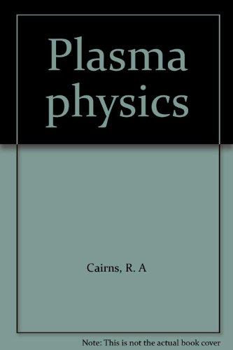 9780863440267: Plasma physics