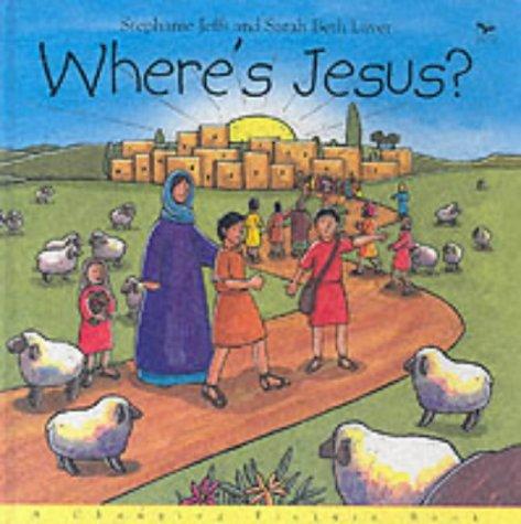 9780863474576: Where's Jesus