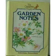 9780863500268: Country Diary Garden Notes