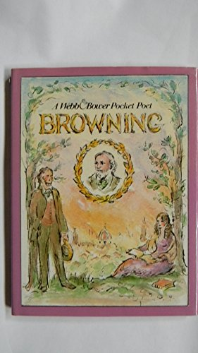 9780863500480: Browning (Pocket Poets)
